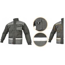 128000G szürke kabát