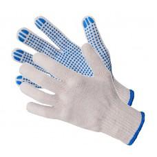 RND Kék PVC csúszásmentes kesztyű