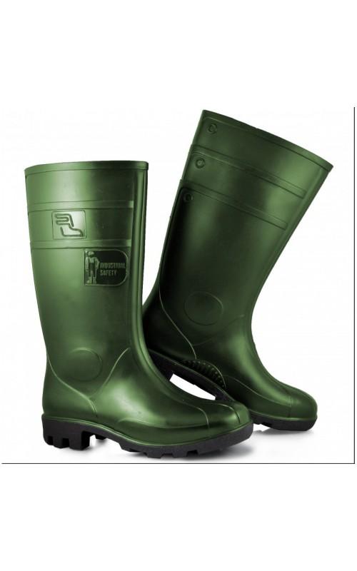 PVC Zöld gumicsizma